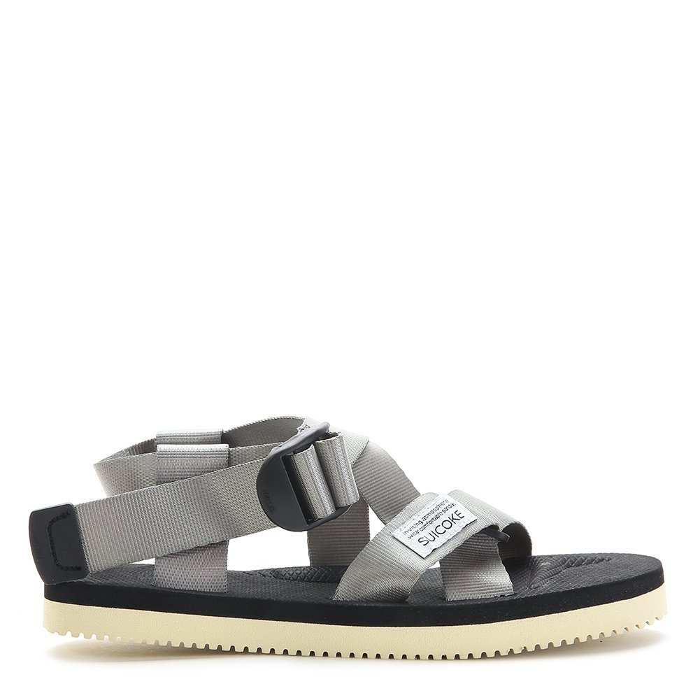 Suicoke Men's Summer CHIN2 Sandals OG-023-2 Grey SZ 7