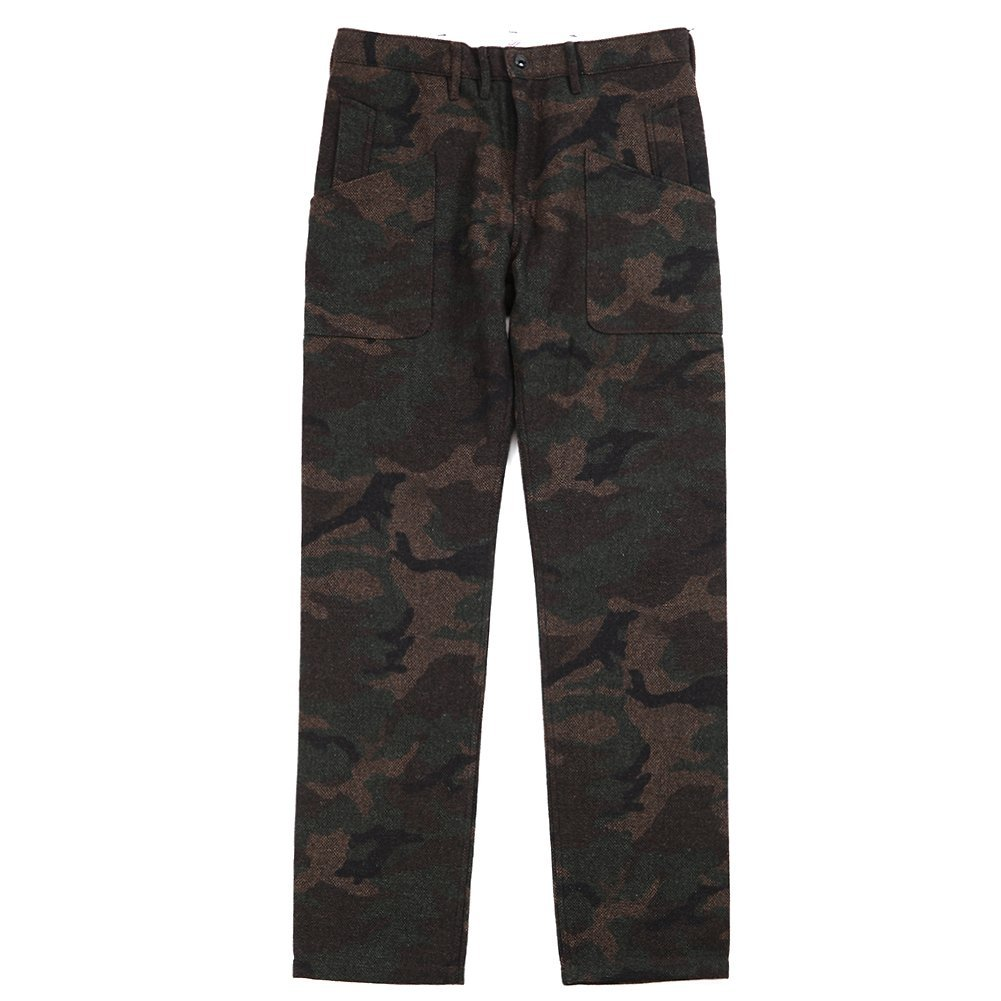 Garbstore Men's Rydal Lodge Suit Trouser PA-030-GR-JH1-C Camo SZ 30