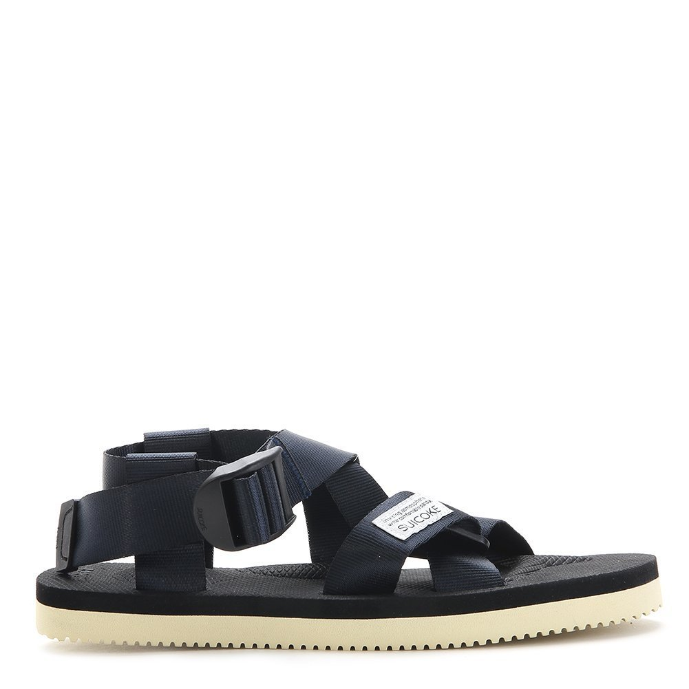 Suicoke Men's Summer CHIN2 Sandals OG-023-2 Navy SZ 5