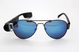 32G Smart Glasses with Blue Mirror sunglasses Frame(PC lense)1080P Video... - $148.99