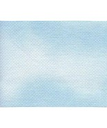 ** Clear Sky 14ct Hand Dyed Fabric 9x12 cross stitch fabric Stoney Creek - $5.65