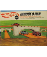 Mattel Hot Wheels Bridge 3 Pak for Hot Wheels Cars and Track Sets - $45.00