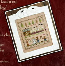 CLEARANCE Goldilocks cross stitch chart Classic... - $5.75