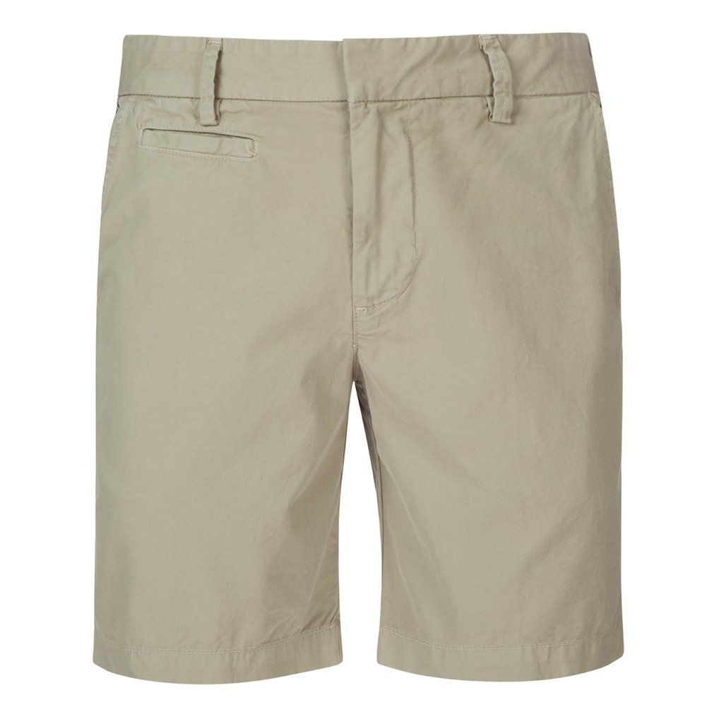 Save Khaki Men's Bermuda Short SK926-US Light Grey SZ 30