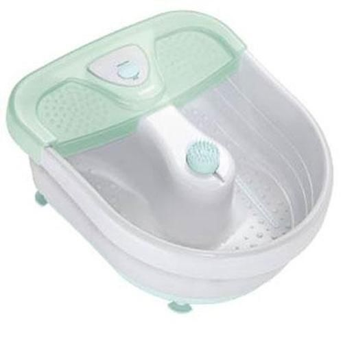 conair foot spa with bubbles & heat instructions