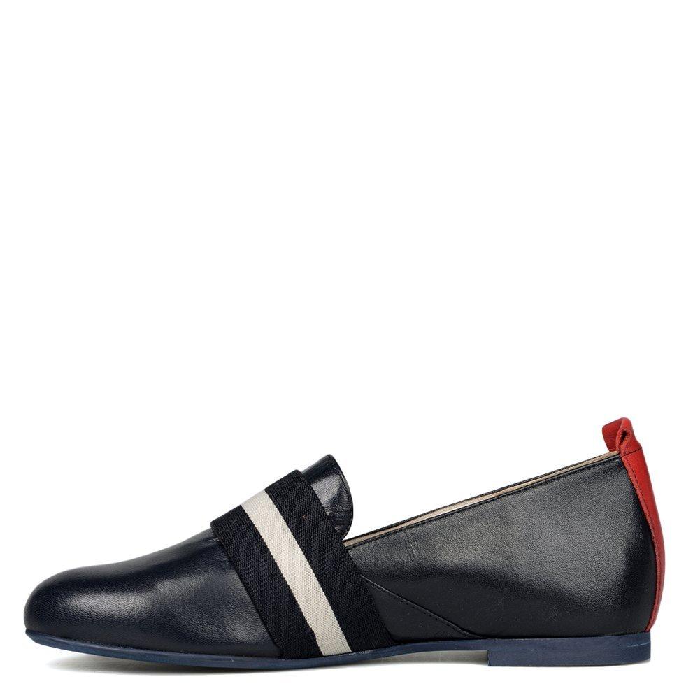Mauro Grifoni Women's Mocassino-C/Elastico Sneakers KP409267-KAP64-301 SZ 36