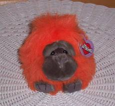 PLUSH FUN SALE Puffkins OMAR Orange Orangutan Wants Family - $6.75
