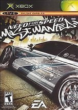 Need for Speed Most Wanted Xbox Complete Fast Shipping - $14.93