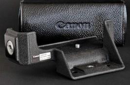 Canon R3 Camera Holder - R3 NOS New Condition Unused in Original Case Mi... - $99.00