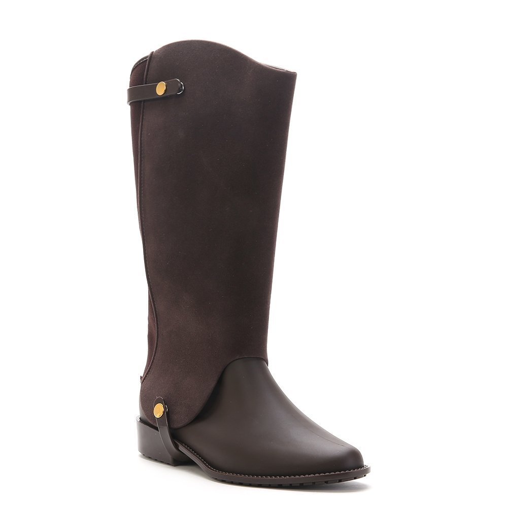 Melissa Women's Riding Special Boots 31319-51337 Brown SZ 10