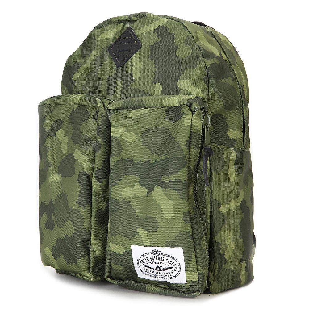 Poler The Day Backpack Classic Style GCO One size