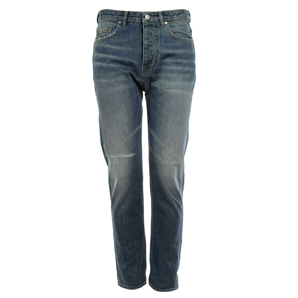 Golden Goose Denim Golden Happy Pants Blue Size 30
