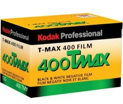 2 pack Kodak T-Max 400 Black & White Negative 35mm Film 36exp Fresh Dating - $17.72