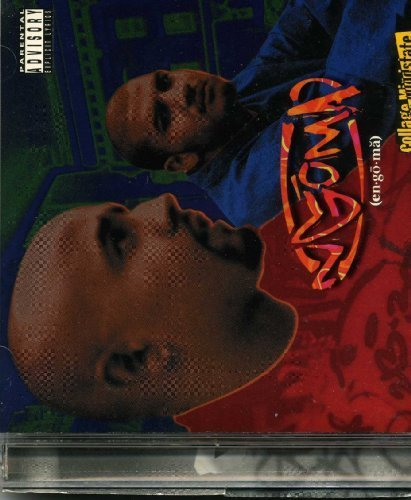 Collage Mindstate [Audio CD] ngoma