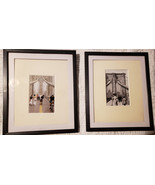 Two Exactly Similar Portraits of the Brooklyn Bridge separated by 130 ye... - $39.99