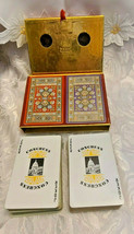 Vintage Advertising Good Year Dual Deck  By Congress  Playing Cards image 1