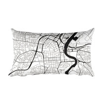 Belfast Pillow, Belfast Throw Pillow From $39.9... - $39.99
