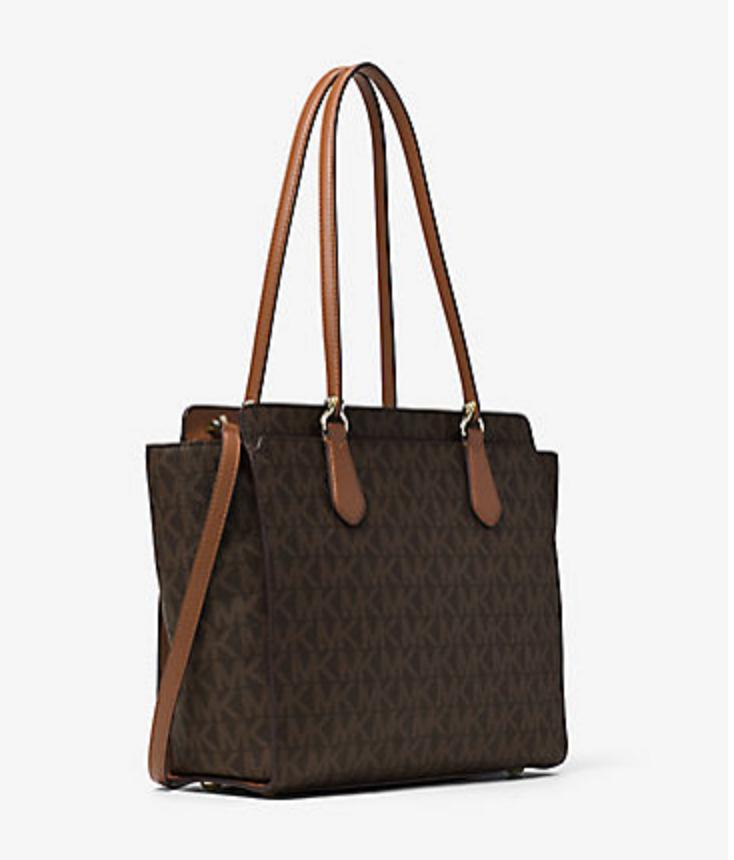 14d3dc10aa16 NWT Michael Kors Handbag Dee Dee Large and 50 similar items