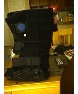 ADVANTAGE removable AIR inflatable / deflatable LEG CAST M MEDIUM size u... - $18.70