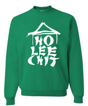 Ho Lee Chit Funny Sweatshirt Holy Sh*t Asian Chinese Character Parody Humor image 5