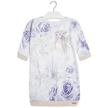 Mayoral Big Girl Tween Embellished Fairy Print Tunic/Dress