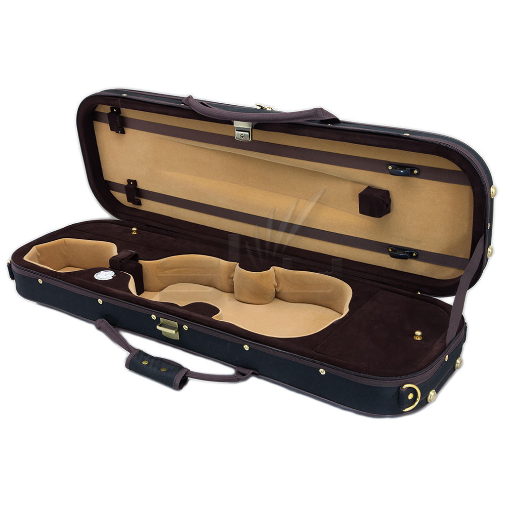 4/4 Antique Style Professional Handmade VN406 Violin Kit w Case Bow Rosin Mute
