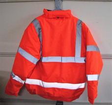ST Workwear Hi Vis Standard Bomber Jacket 2X Large - $56.06