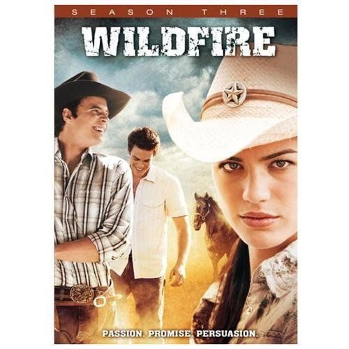 Wildfire - Complete Third Season 3 (DVD, 2009, 4-Disc Set) TV Series NEW