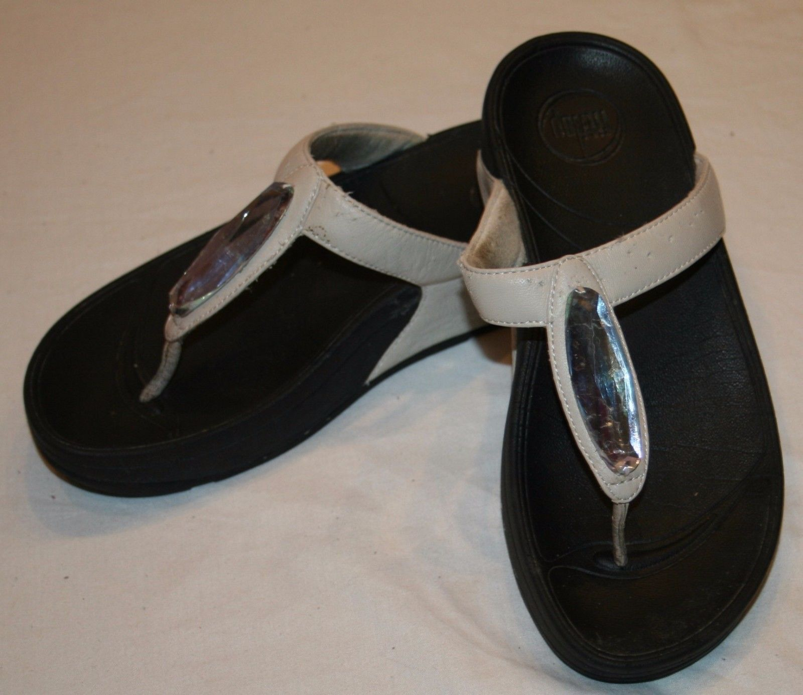 278d8466cceb2d FitFlop Fit Flops 5 Style 364-194 Chada and 50 similar items