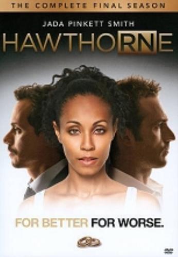 HawthoRNe: The Complete Third & Final Season 3 DVD Set New TV Series