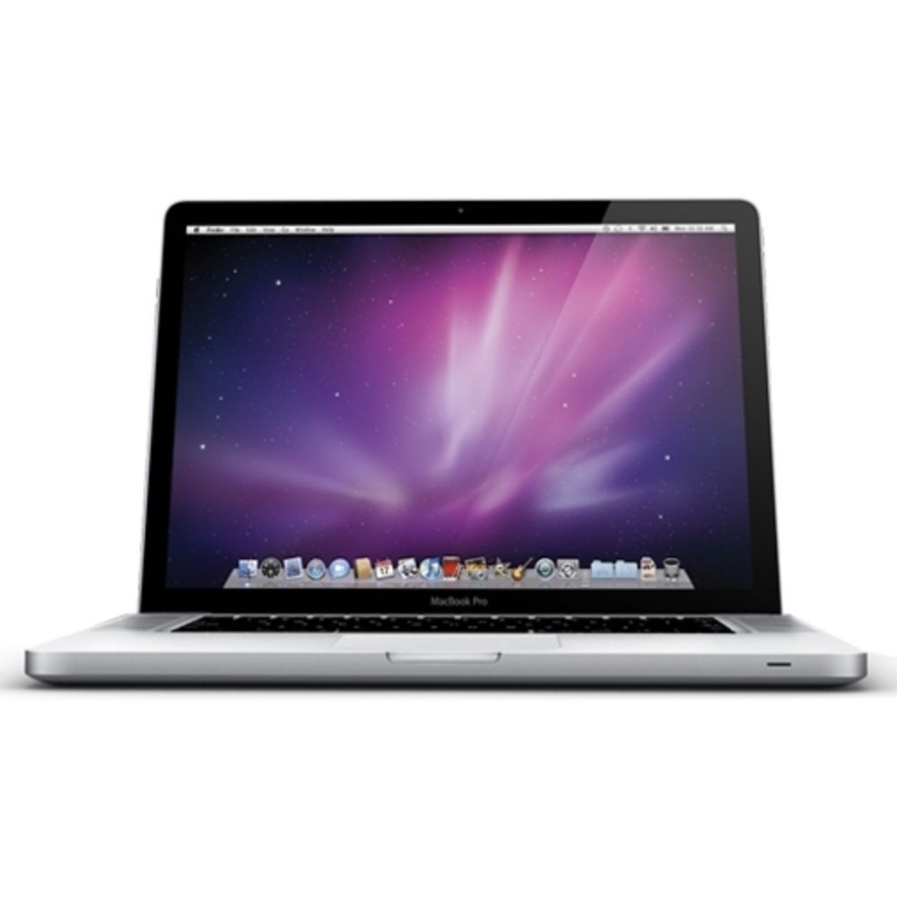 Apple MacBook Pro Core 2 Duo T9550 2.66GHz 4GB 320GB GeForce 9600M GT DVD  RW 15, used for sale  USA