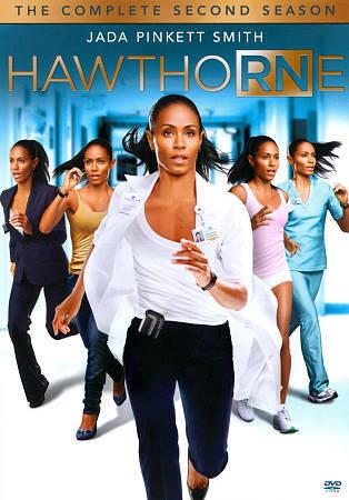 HawthoRNe: The Complete Second Season 2 (DVD, 2011, 3-Disc Set) TV Series New