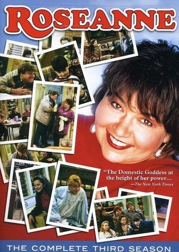 Roseanne: The Complete Third Season 3 DVD Set New TV Series