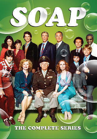 Soap The Complete Series DVD Box Set Classic TV Comedy Seasons New