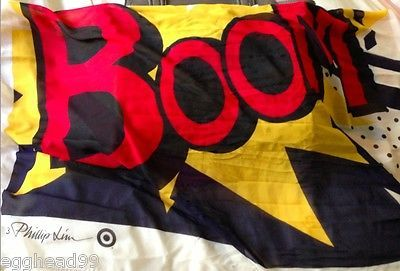 Primary image for 3.1 PHILLIP LIM x Target BOOM Pop Art Scarf NWT NEW Limited Edition SOLD OUT!
