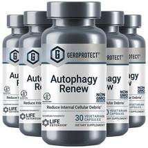 Life Extension Geroprotect Autophagy Renew Longevity AMPK cellular energy 5X30 - $86.99