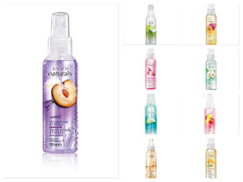 AVON Naturals Body Spray Body Mist Fragrance Spritz 100 ml Over 15  You choose - $3.99+