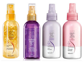 AVON Skin So Soft Oil Spray 150 ml Different Types You Choose Mist Moist... - $8.99+