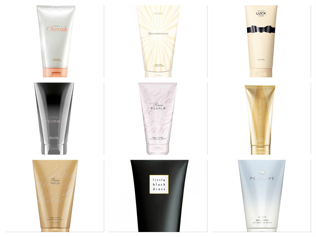 AVON Perfumed Body Lotion Cream 150 ml Different Types You Choose Moisturizer