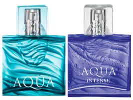 Avon AQUA / AQUA INTENSE EDT Eau de Toilette Spray For Him 75 ml New - $19.99