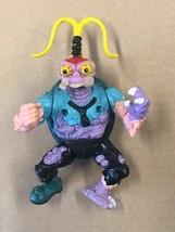 Vintage 1990 Teenage Mutant Ninja Turtles Scumbag Figure TMNT Playmate Toys - $10.00