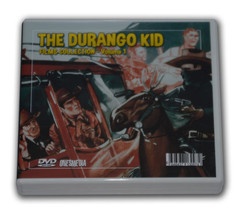 THE DURANGO KID FILMS COLLECTION VOLUME ONE - 12 DVD-R - 24 FILMS - 1940... - $33.66