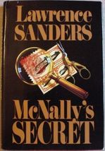 "McNally's Secret by Lawrence Sanders MYSTERY 1992 Hardcover ""A Page Turn... - $4.99"