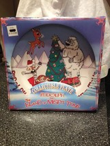 Rudolph The Island of Misfit Toys Cookies for Santa Collectible Plate New in Box image 6