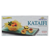 Kataifi Shredded Filo Dough - 12 containers - 1 lb ea - $117.31
