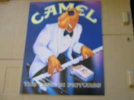 Camel Cigarettes , The Year In Pictures , 1992 Calendar - $10.00