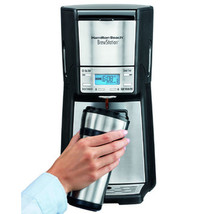 Hamilton Beach Brewstation Summit Ultra 12 Cup ... - $62.90