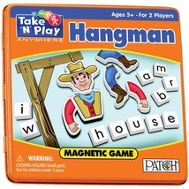 Take 'N' Play Anywhere Magnetic Game - $9.79