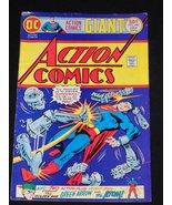 Action Comics #449 Bronze Age 1975 DC Superman Comic Book - $8.86