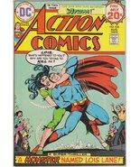 Action Comics, #438 (Comic Book) Superman [Paperback] [Jan 01, 1974] DC ... - $5.89